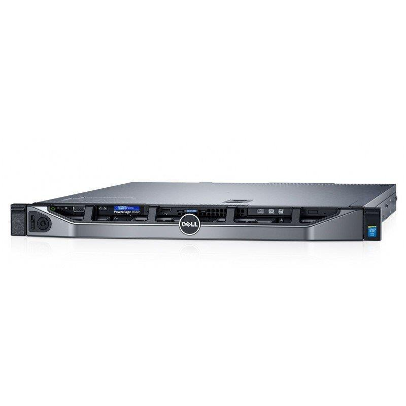 Server Dell PowerEdge R330 (1U)